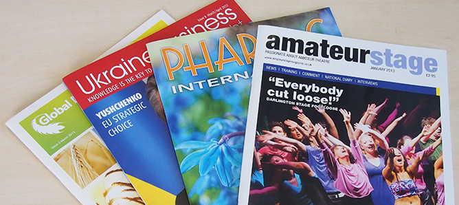 Commerce Printing Services, Inc ,Magazine Printing Services Business