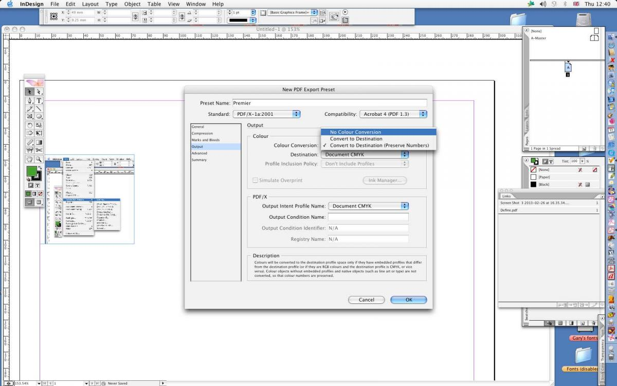 add crop marks to pdf