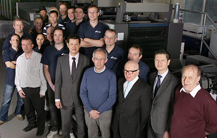 At the forefront of general and magazine printing London, why not join our specialist team?